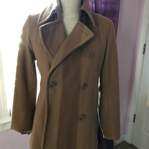JCrew pea coat